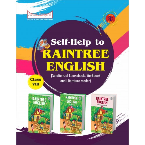 Self-Help to Raintree English Class 8