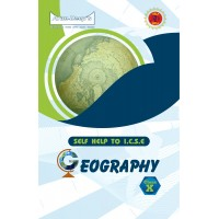 Self-Help to I.C.S.E. Geography 10  (For 2022 Examinations)
