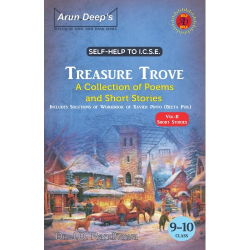 Self-Help To Treasure Trove A Collection Of Poems And Short Stories (VOL-II)