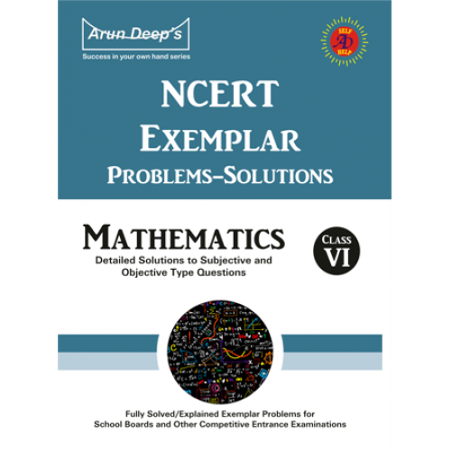 Self-Help to NCERT Exemplar Problems Solved Mathematics 6