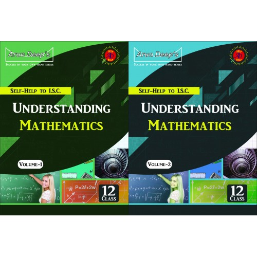 Self-Help to ISC Understanding Mathematics 12