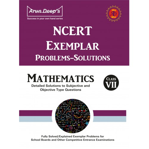 Self-Help to NCERT Exemplar Problems Solved Mathematics 7