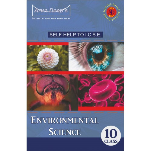 Self-Help to I.C.S.E. Environmental Science X (Solutions of HUMA SYED)