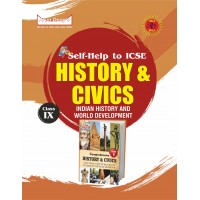 Self-Help to ICSE Frank EMU Comprehensive History and Civics Class 9 (For 2022 Examinations)