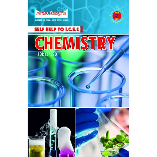 Self-Help to I.C.S.E. Chemistry 10 for 2022 examinations