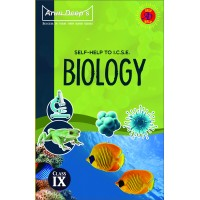 Self-Help to I.C.S.E. Concise Biology 9 (For 2022 Examinations)