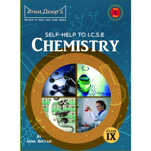 Self-Help to I.C.S.E. Chemistry 9 (For 2022 Examinations)