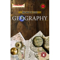 Self-Help to I.C.S.E. Geography 10  (For 2021 Examinations)