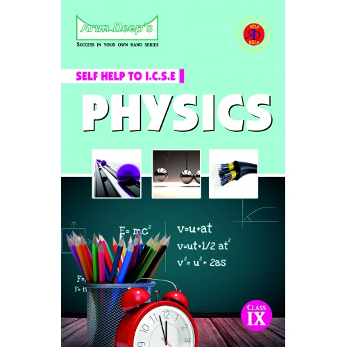Self-Help to I.C.S.E. Concise Physics 9 (For 2022 Examinations)