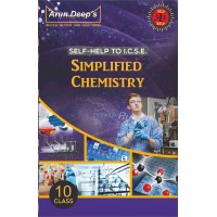 Self-Help to Simplified Chemistry 10  (For 2022 Examinations)