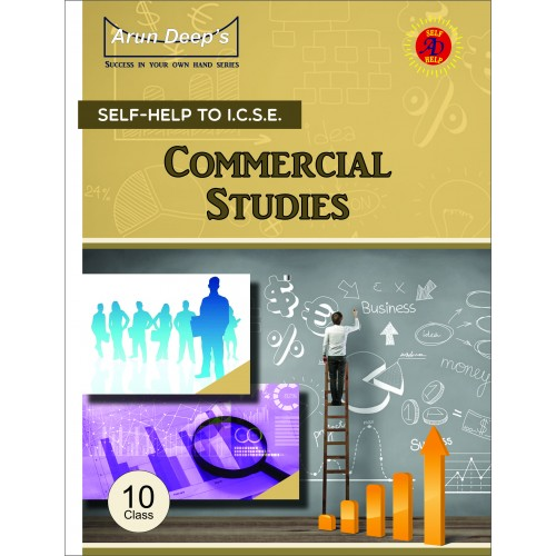Self-Help to I.C.S.E. Commercial Studies 10