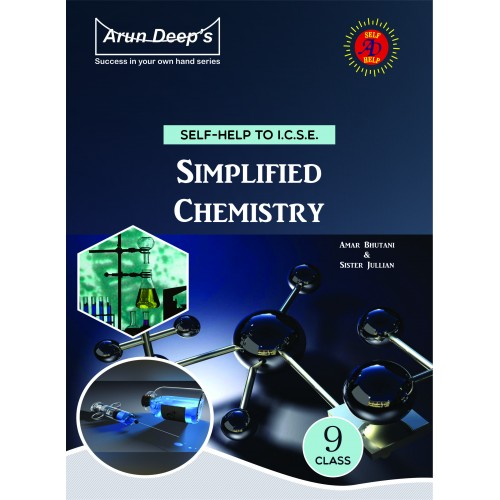 Self-Help to I.C.S.E Simplified Chemistry ( Allied ) For Class 9
