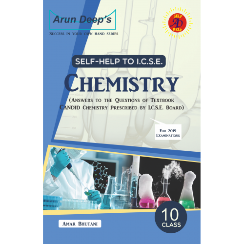 Self-Help to I.C.S.E. Chemistry 10 (Solutions of Evergreen Pub.)