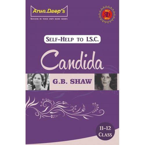 Self-Help to I.S.C. Candida Class 11 & 12