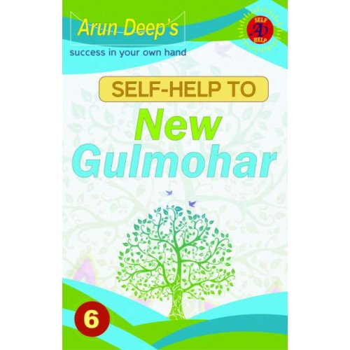 Self-Help to New Gulmohar 6 ( Eighth Edition ) ( Including Companion )