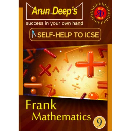 Self-Help to I.C.S.E. Frank MATH 9 (Frank Brother)