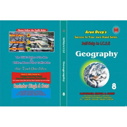 Self-Help to I.C.S.E. Geography 8 ( Ratna Sagar )