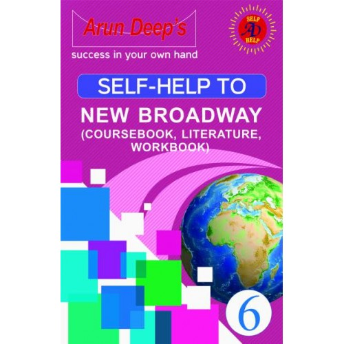 Self-Help to Broadway 6 ( Course Book, Workbook, literature Reader )
