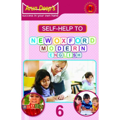 Self-Help to C.B.S.E New Oxford Modern English (Rev) 6th